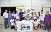 V�lei Jovem do Futuro � Campe�o em Arapor�-MG