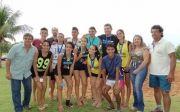 V�lei de Areia foi Atra��o do Carnaval Esportivo em Quirin�polis.