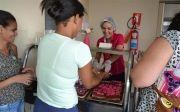Hurso promove mais uma edi��o do Ch� Rosa