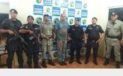 Ladrões invadem casa, amarram vítimas e roubam camionete
