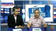 Prefeito Gilmar Alves concedeu entrevista para Nossa Tv
