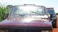 Veículo furtado é recuperado na zona rural de Quirinópolis