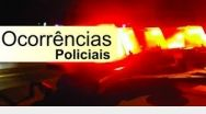 Ocorrências registradas pela Polícia Militar (PM) de ontem (3) para hoje (4).