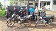 Dupla rouba veículo em Paranaiguara, mas acaba presa à caminho de Quirinópolis