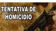 Homem baleado, em Quirinópolis.
