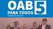 Dr. Alan presidirá OAB pela terceira vez