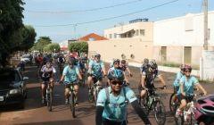 VIII passeio ciclístico ecológico Associação Galeatus