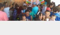 Festa reuniu centenas de crianças, em Quirinópolis