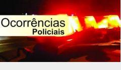 Ocorrências registradas pela Polícia Militar (PM) de ontem (9) pra hoje (10).