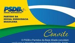 Convite: Encontro do PSDB
