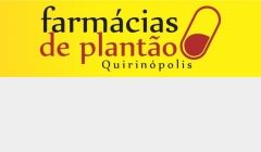 Farmácias de Plantão em Quirinópolis