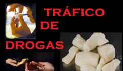 Suspeito de tráfico presos no Conjunto Eldorado.
