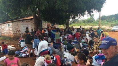 Bazar promovido por vereadora ofereceu v�rios benef�cios