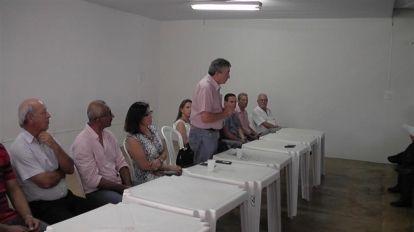 Gilmar anuncia parte de secretariado